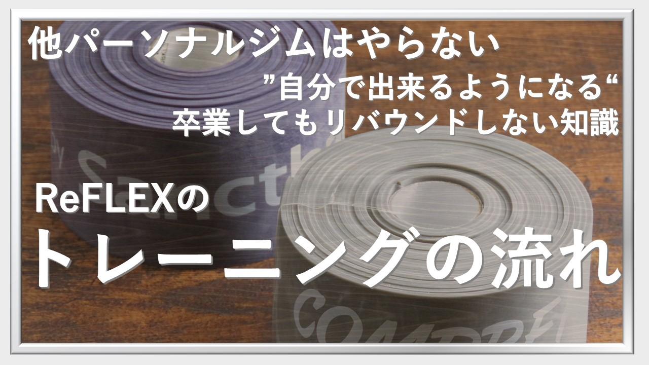 札幌・すすきのリフレックスパーソナルジムのパーソナルトレーニングコース料金です。コースではトレーニング後に無料でプロテインをお出ししています。